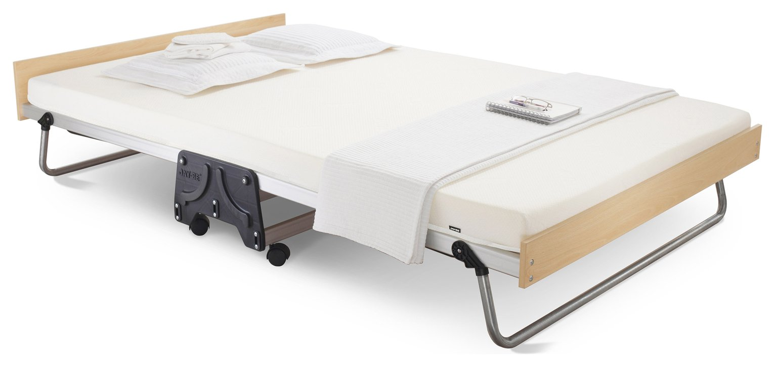 Jay-Be J-Bed Folding Guest Bed with Memory Mattress review
