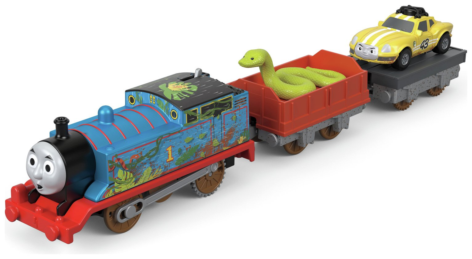 Fisher-Price Thomas & Friends TrackMaster Thomas & Ace review