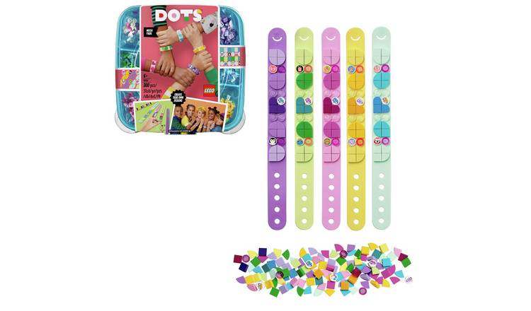 LEGO DOTS Bracelet Mega Pack DIY Jewellery Set 41913