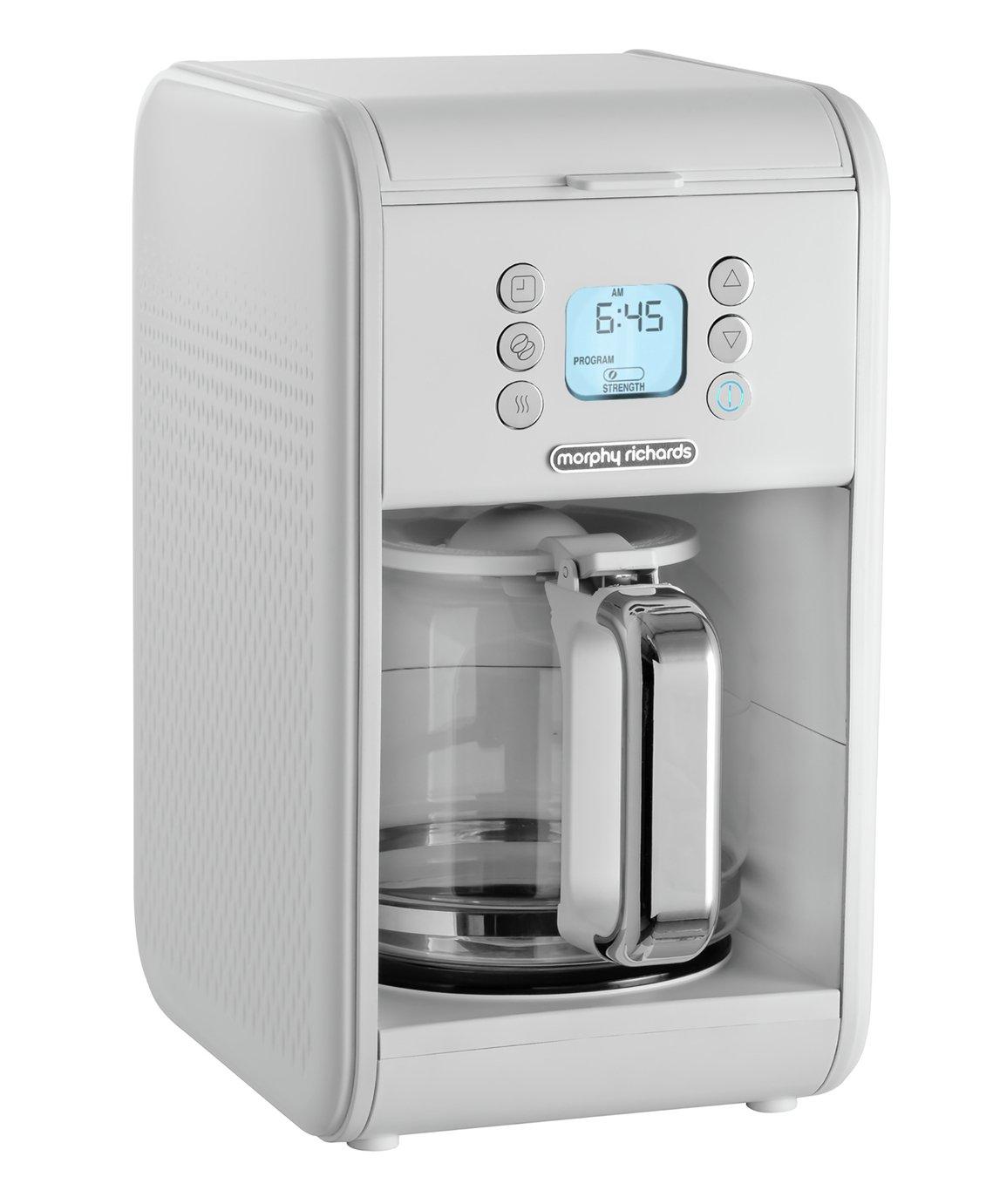 Morphy Richards 163007 Verve Filter Coffee Machine - White
