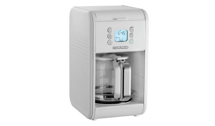 Morphy Richards 163007 Verve Filter Coffee Machine - White