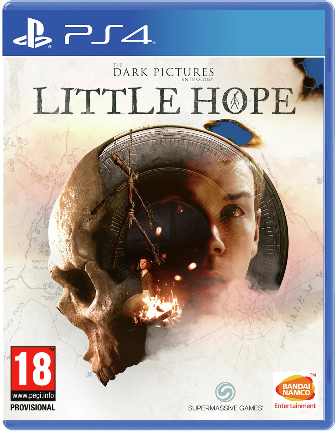 Dark Pictures Anthology: Little Hope PS4 Game