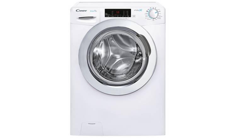 Buy Candy Smart Pro 1014C 10KG 1400 Spin Washing Machine ...