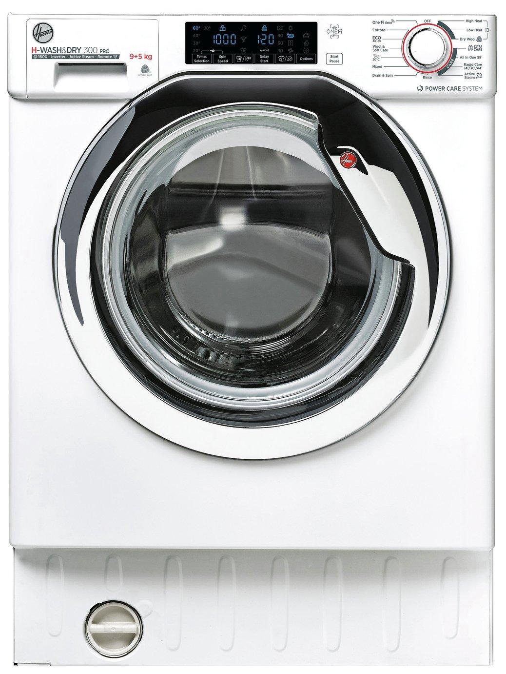 Hoover HBDOS695TAMCE 9KG/5KG Integrated Washer Dryer - White