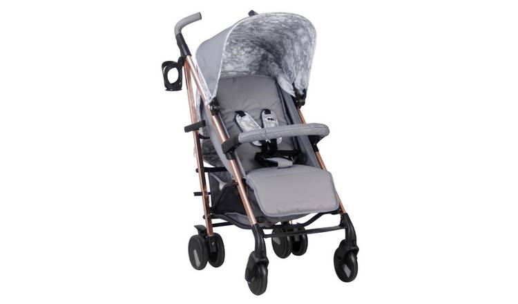 My Babiie MB51 Samantha Faiers Pushchair - Grey Marble