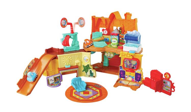 VTech Toot-Toot Cory Carson Cory's Stay & Play Playset