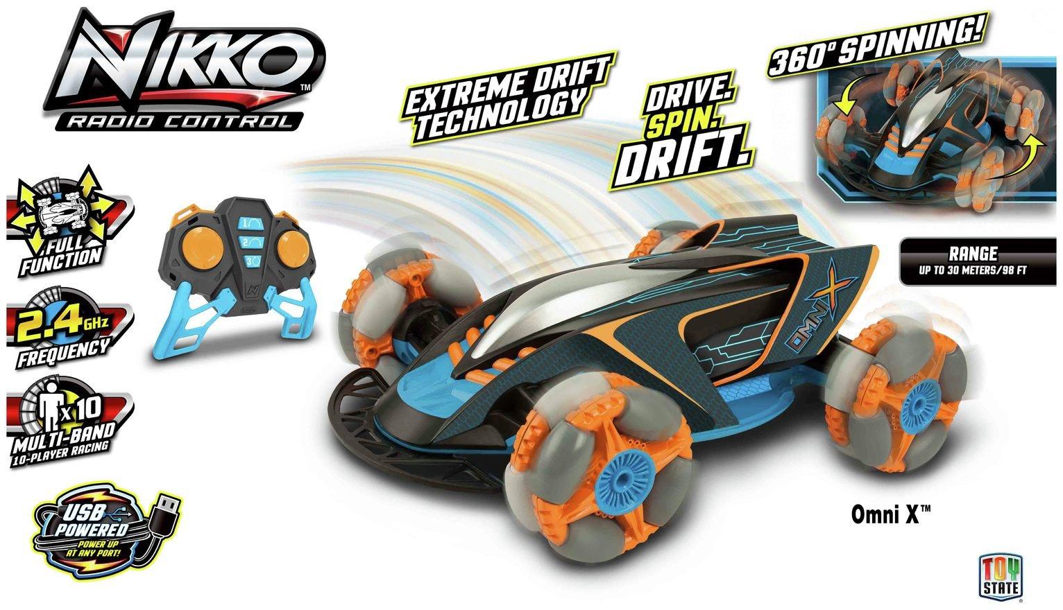 Radio Control Nikko Omni-X Drive