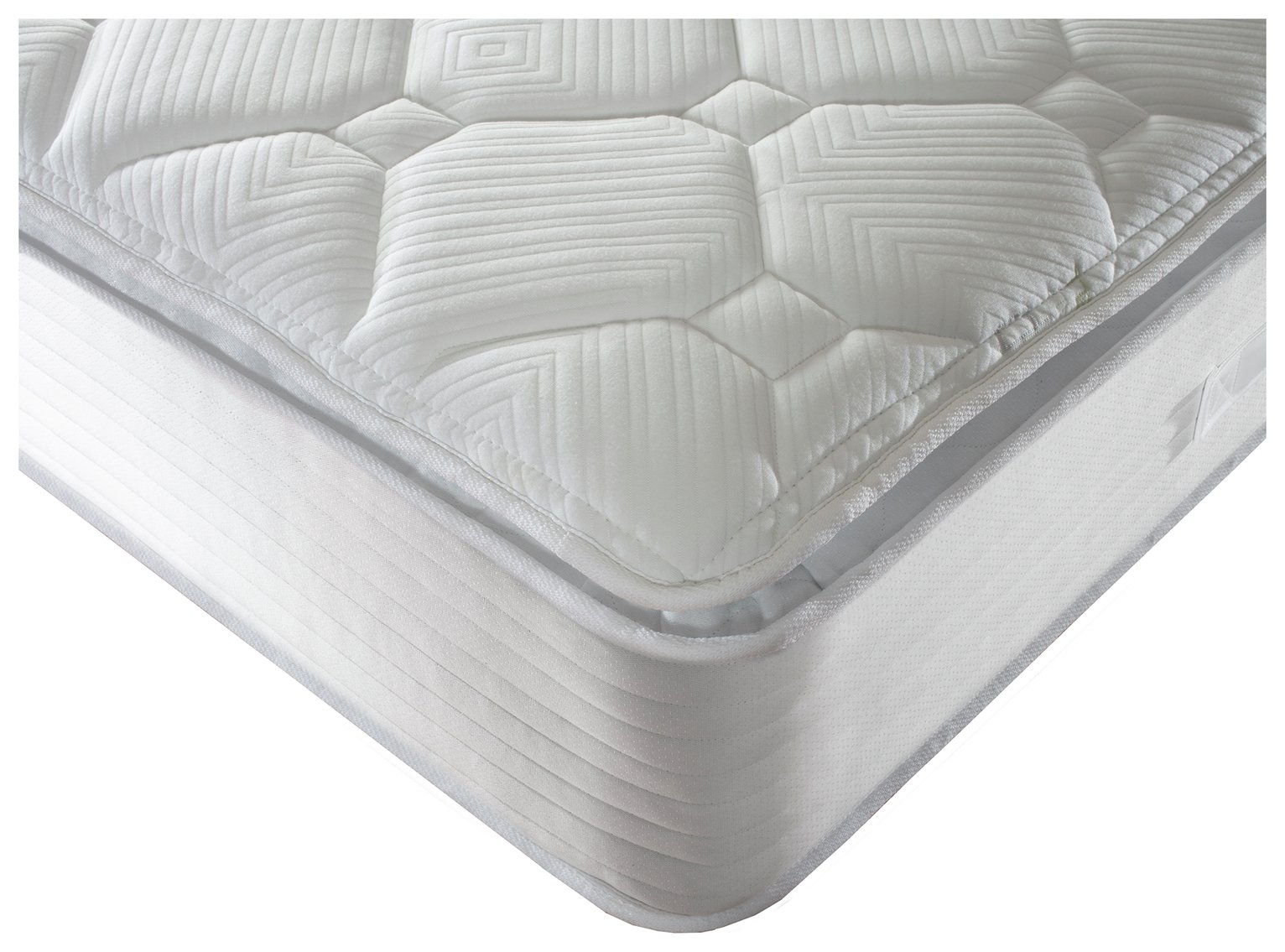 Sealy Activ 2200 Pocket Gel Pillowtop Single Mattress