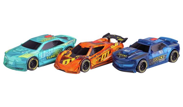 Chad Valley Light Up Street Vehicles Assortment