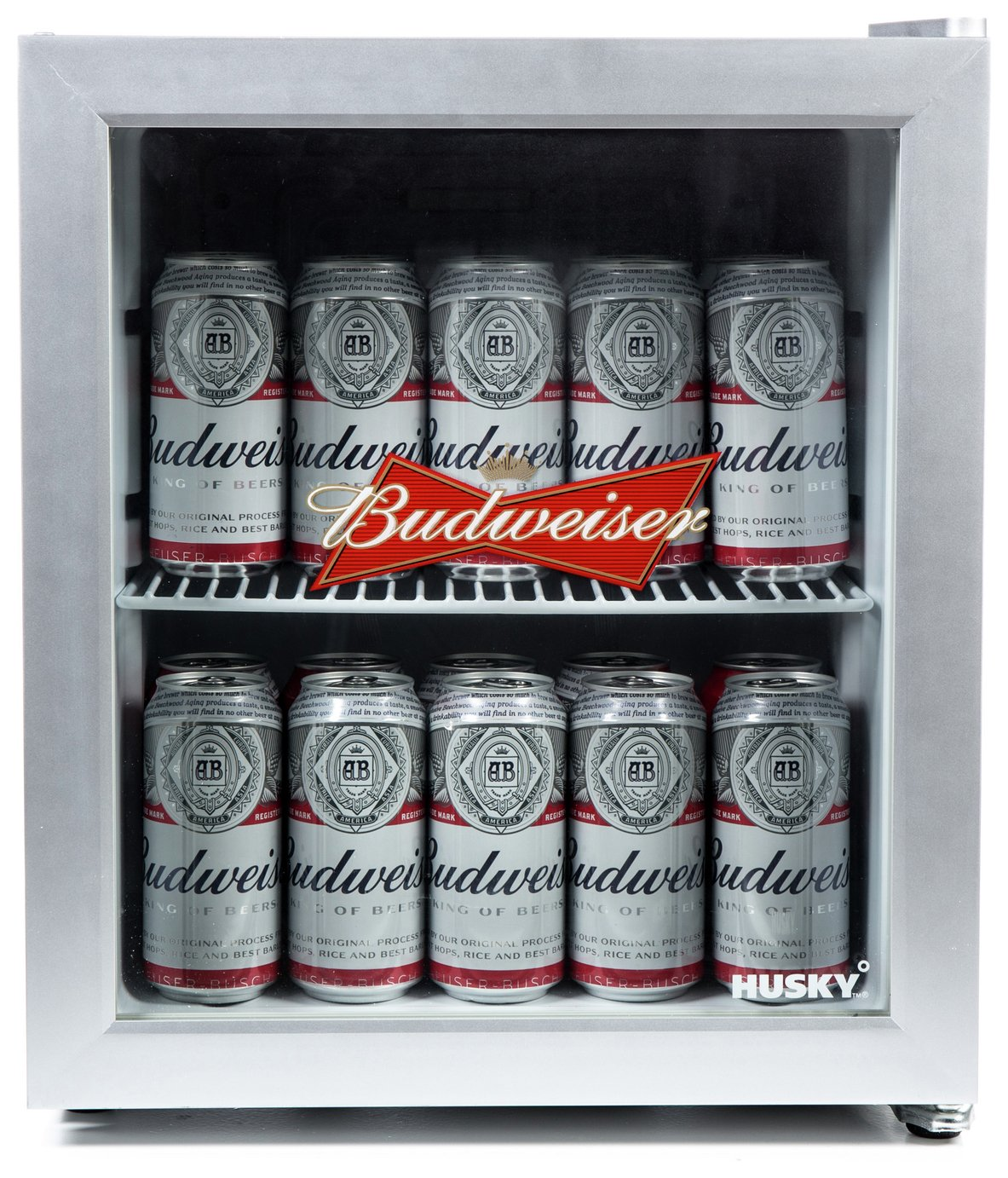 Sale On Husky Budweiser 46 Litre Drinks Cooler Husky