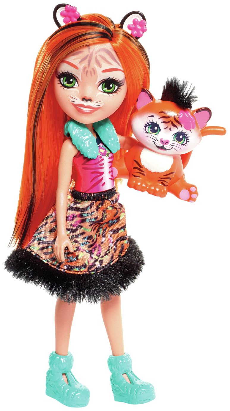 Enchantimals Tanzie Tiger Doll