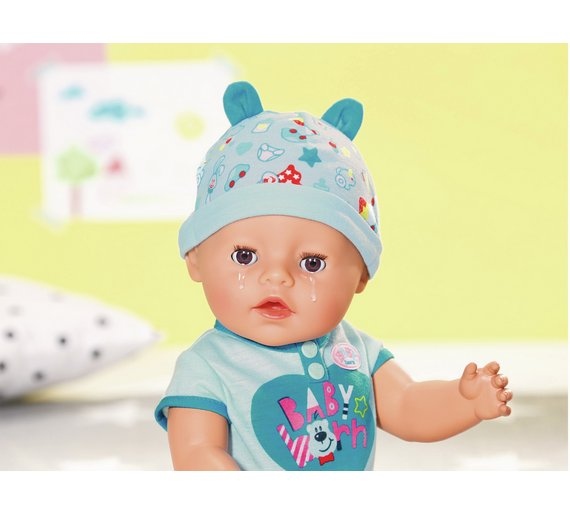 6e8736fd9 Baby Born Soft Touch Boy Doll Tummy Button Makes Going To The Potty ...