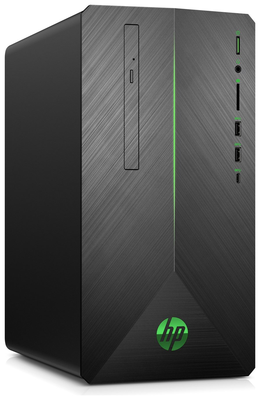 HP Pavilion i5 8GB/16GB Optane 2TB GTX1050Ti Gaming PC