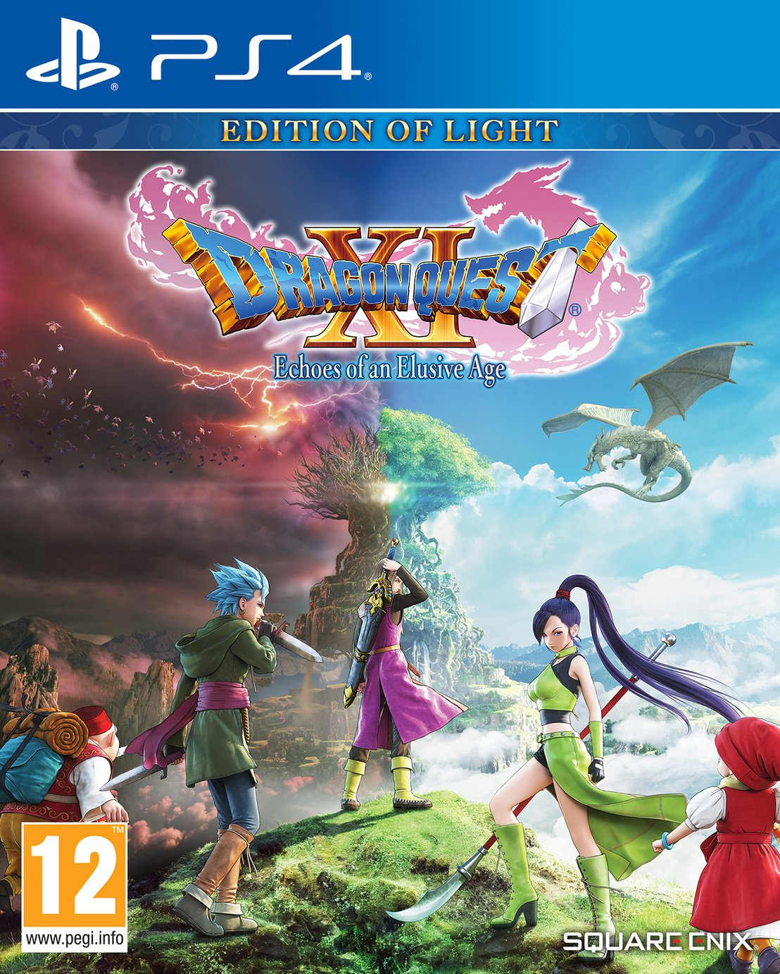 Dragon Quest XI PS4 Game