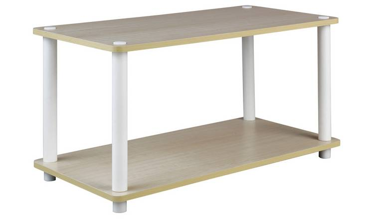 Argos Home New Verona Coffee Table - Light Wood Effect