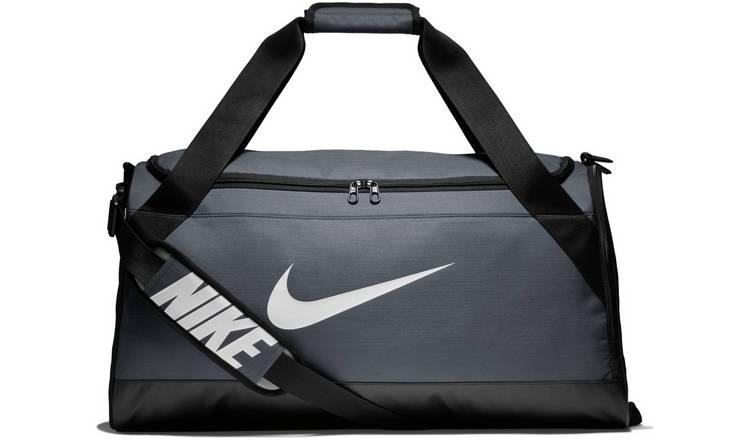 6f3a1b5f822 Buy Nike Brasilia Medium Holdall - Grey