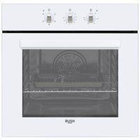 Bush BIBFOW Single Built-in Electric Oven - White