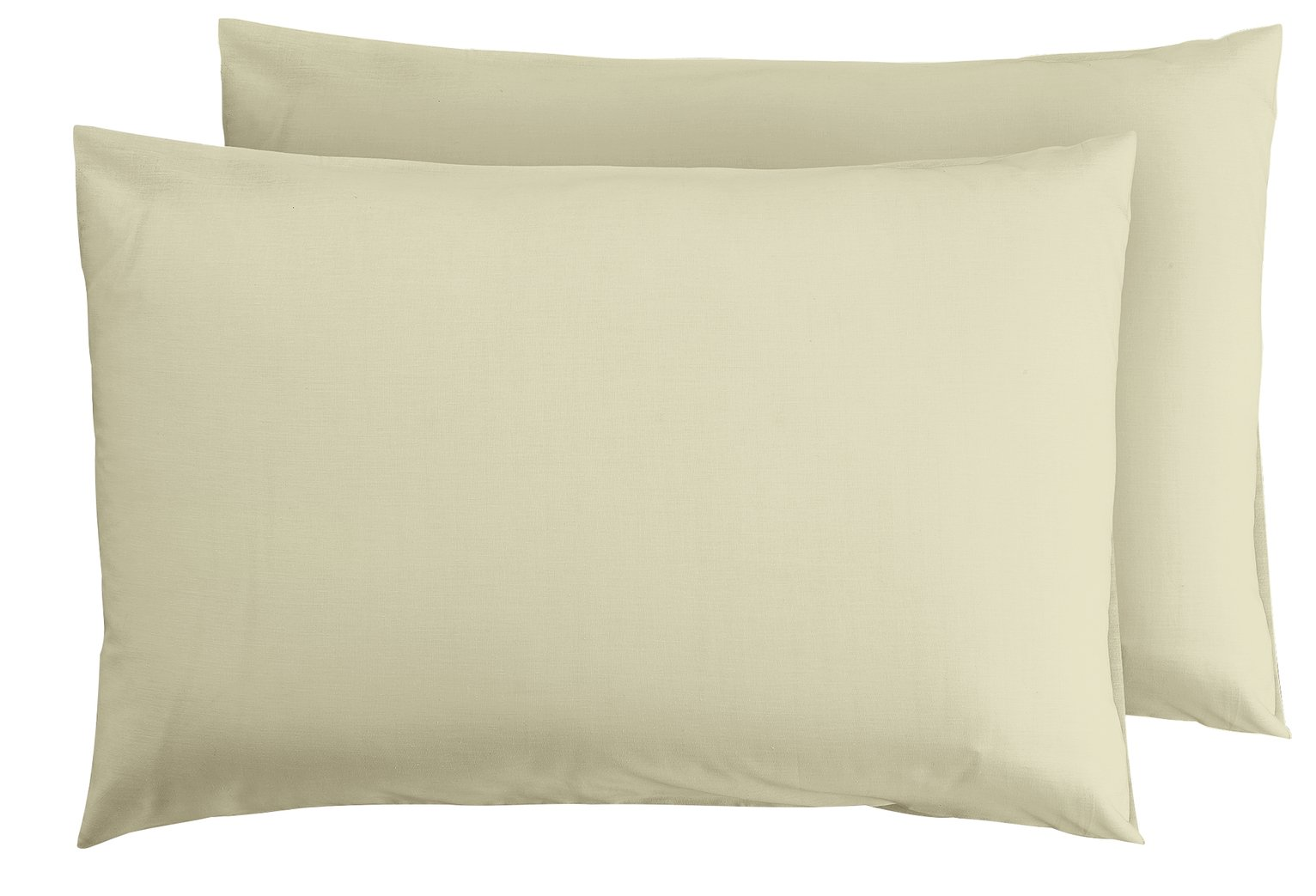 Argos Home Standard Pillowcase Pair