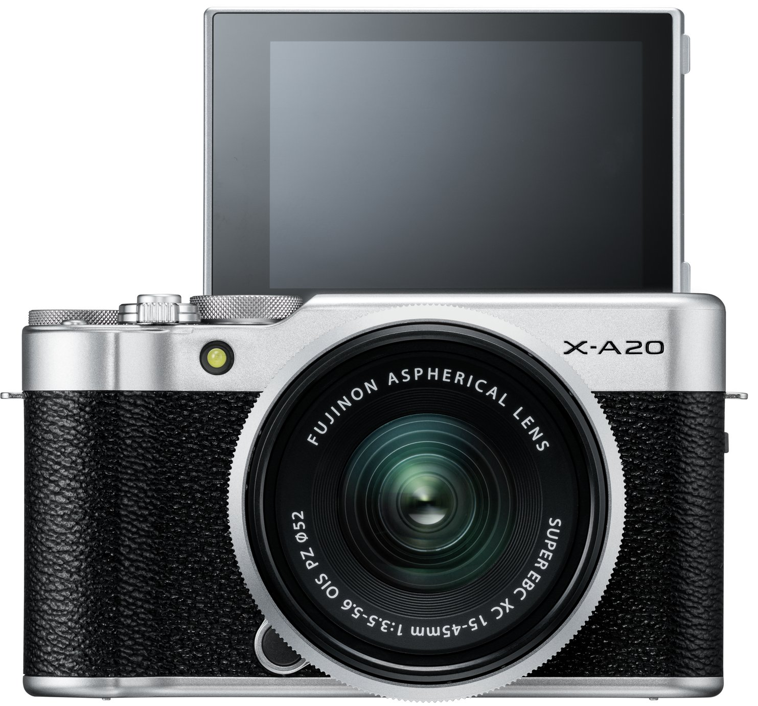 Fujifilm X-A20 Mirrorless Camera With 15-45mm Lens
