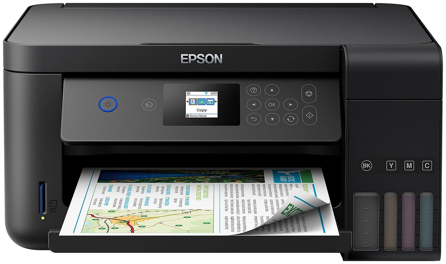 Epson EcoTank ET-2750 Wireless Ink Tank Printer