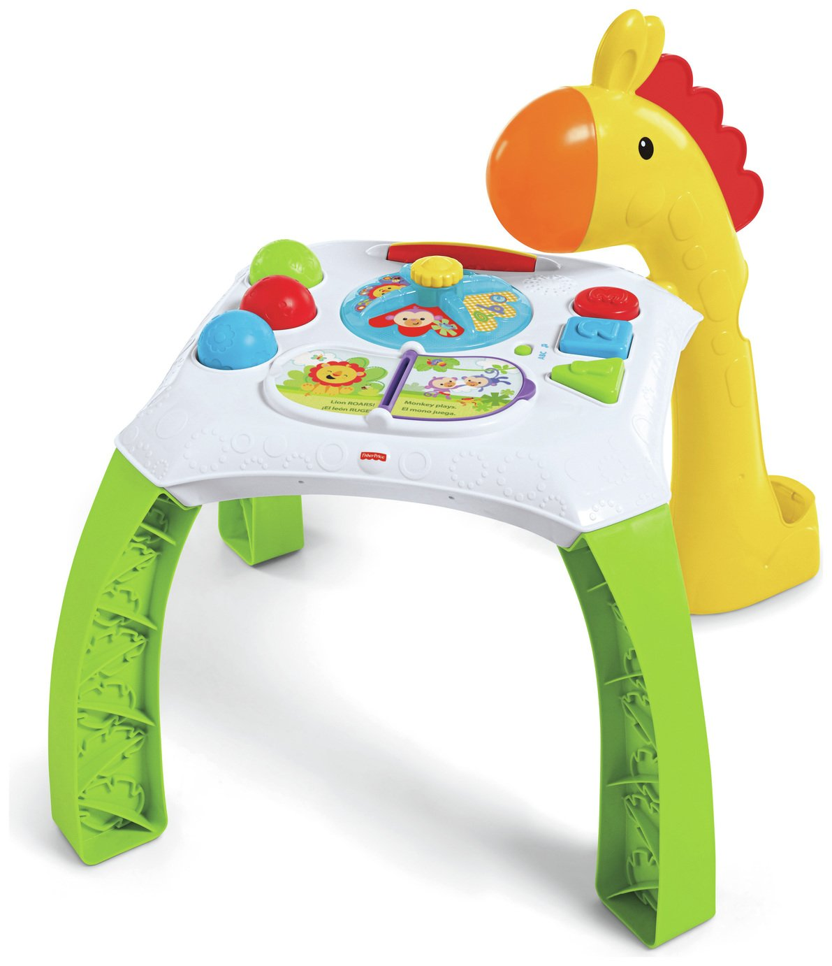 Fisher Price Animal Friends Learning Activity Table