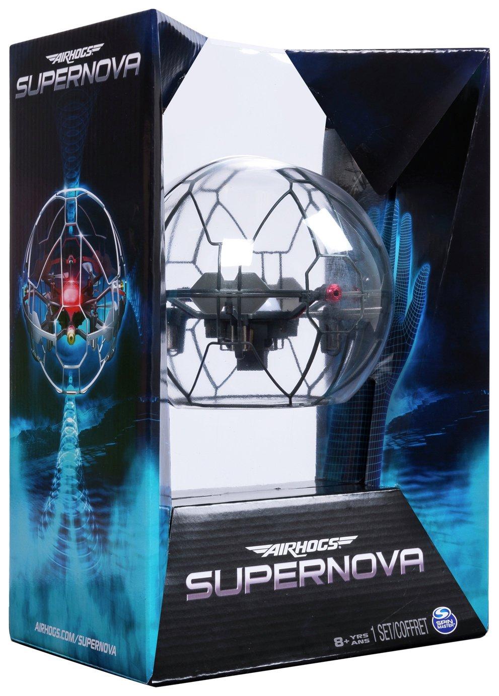 Radio Controlled Air Hogs Supernova