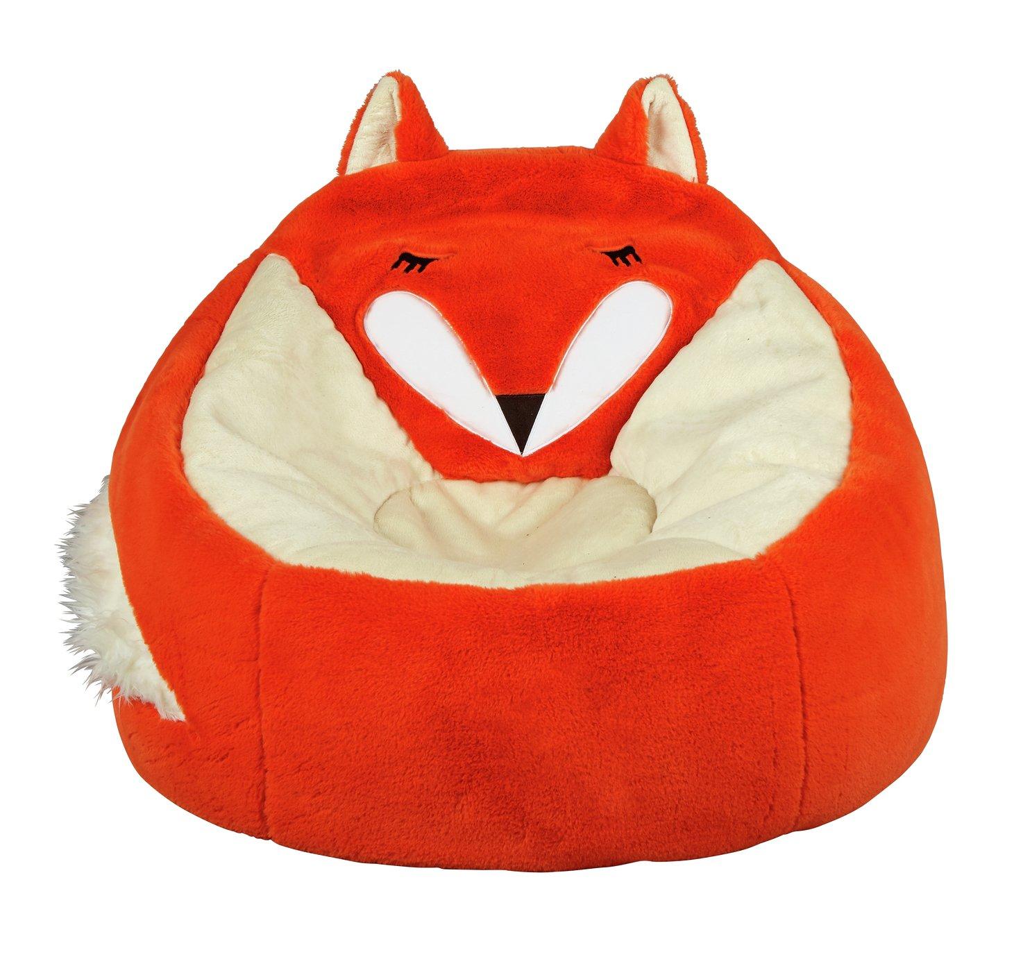 Argos Home Fox Bean Bag Chair