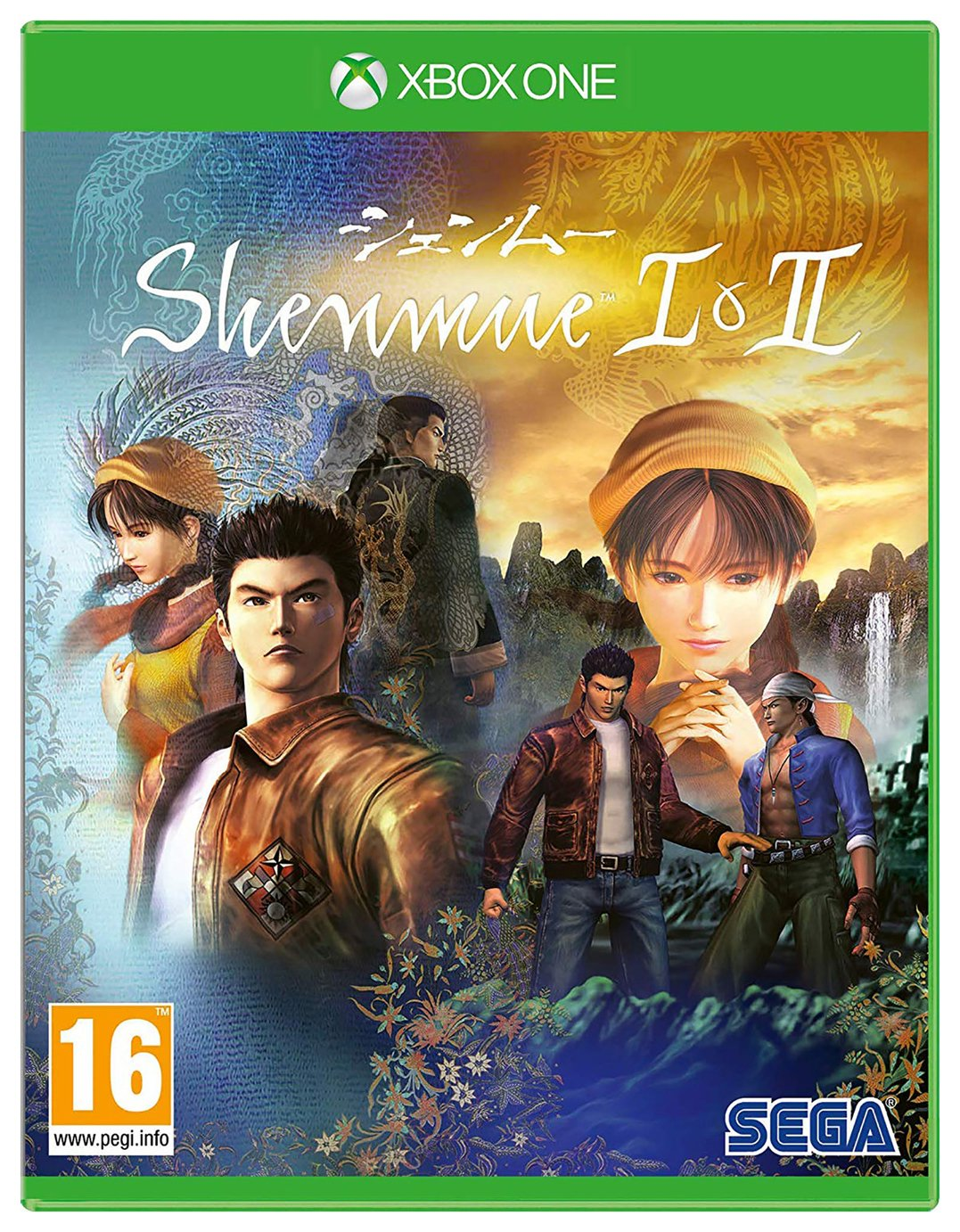 Shenmue 1 & 2 Xbox One Game