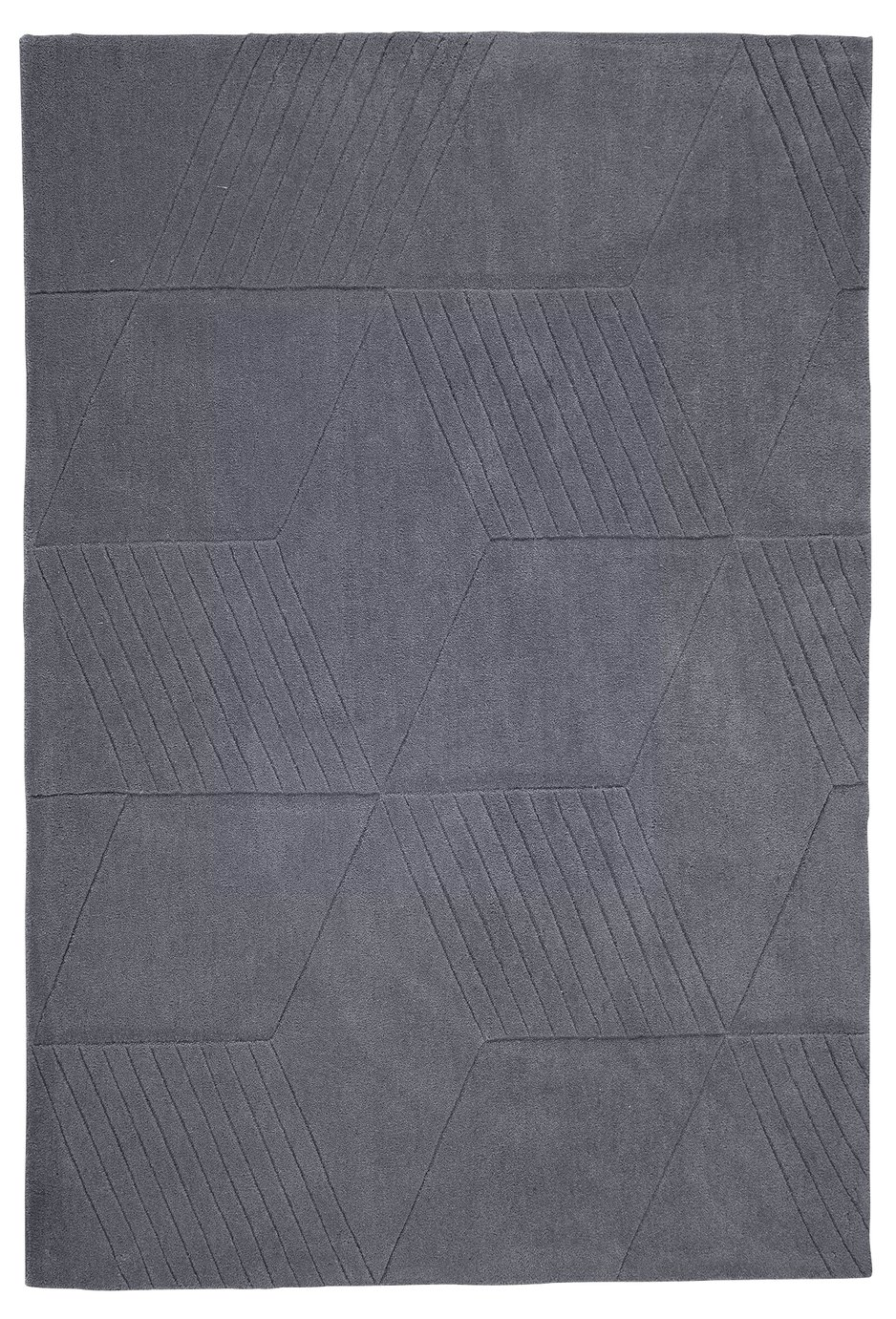 Argos Home Lawson Geometric Rug review