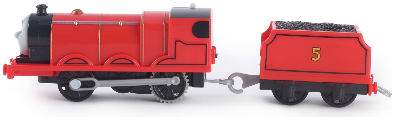 Fisher-Price Thomas & Friends TrackMaster James Engine