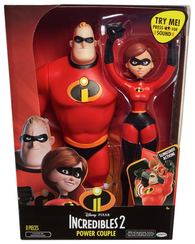 Incredibles 2 Power Couple