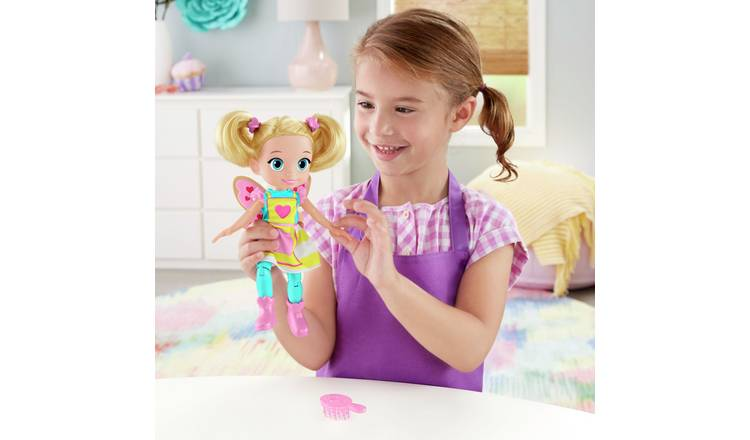 Fisher-Price Butterbean's Cafe - Scented Cricket Doll