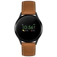 Reflex Active Men's Tan Faux Leather Strap Watch
