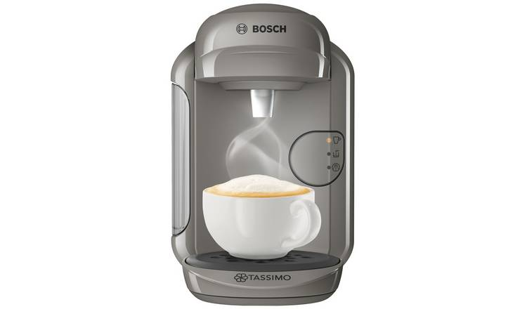 Tassimo by Bosch Vivy Pod Coffee Machine - Grey