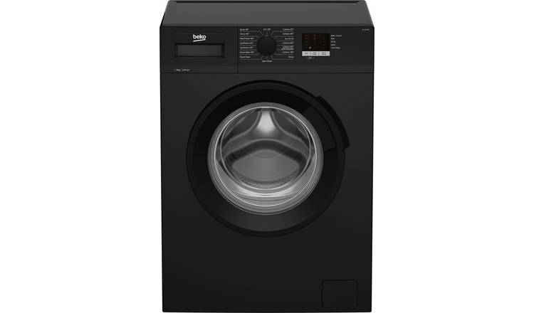Beko WTL82051B 8KG 1200 Spin Washing Machine - Black