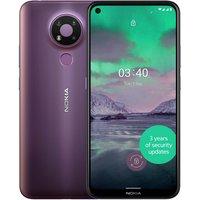 SIM Free Nokia 3.4 32GB Mobile Phone - Dusk