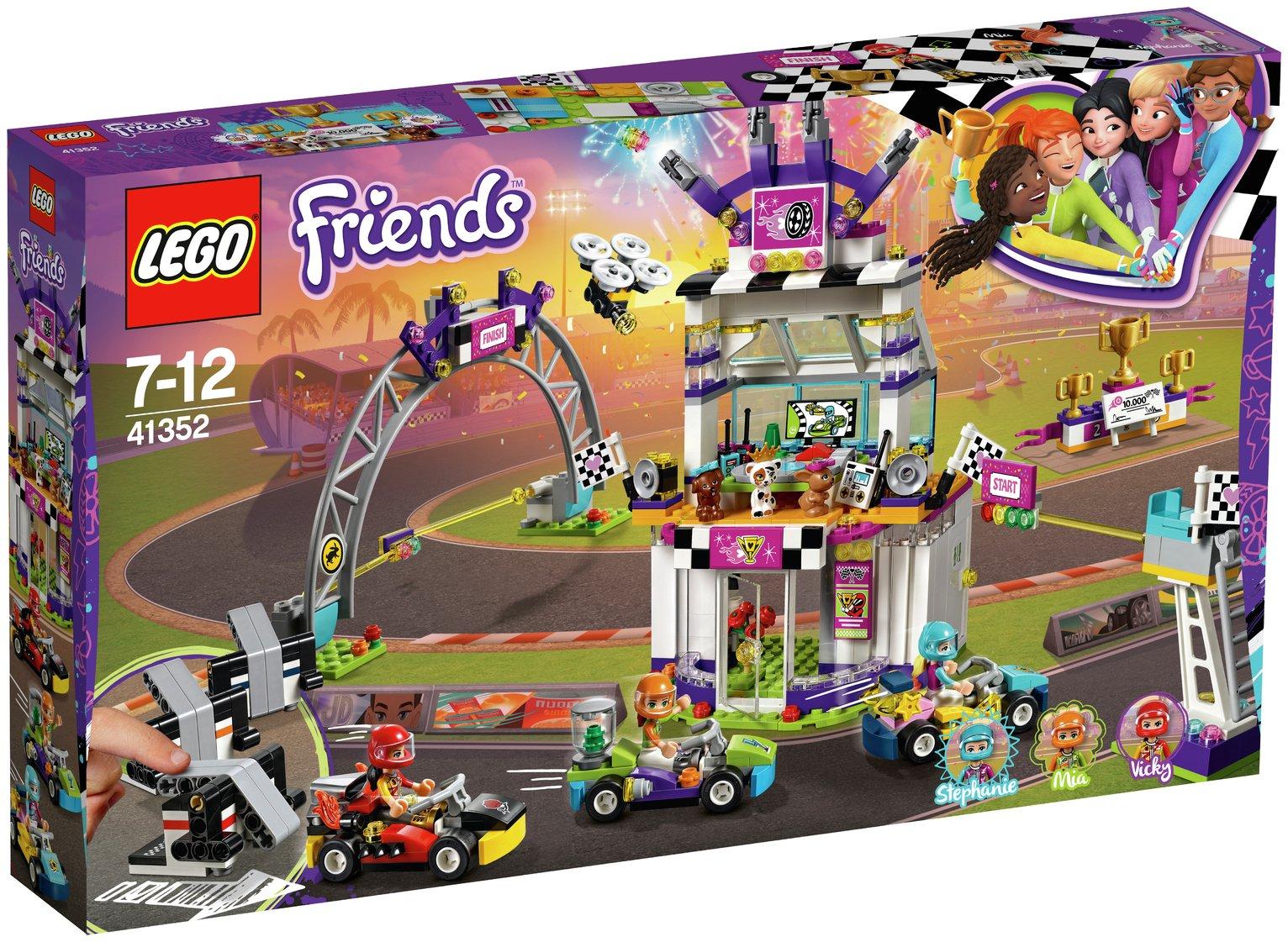 LEGO Friends Big Race Day - 41352
