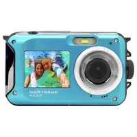 GoXtreme Reef 20MP 720P Waterproof Camera - Blue
