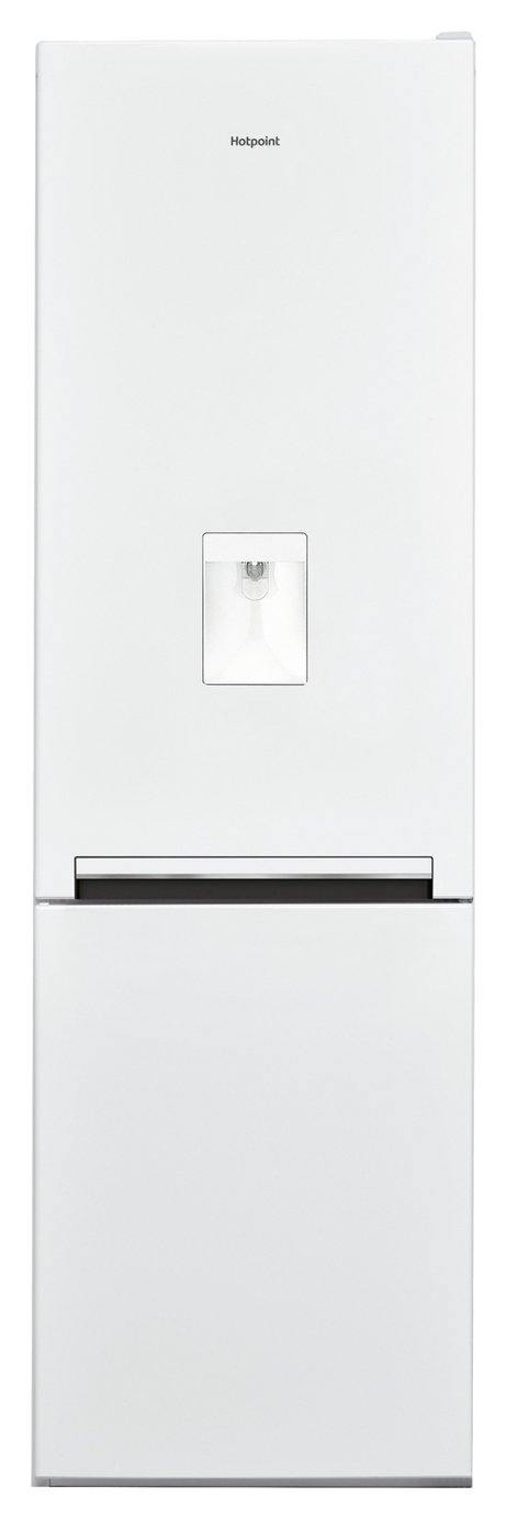 Hotpoint H8A1EWWTD Low Frost Fridge Freezer - White