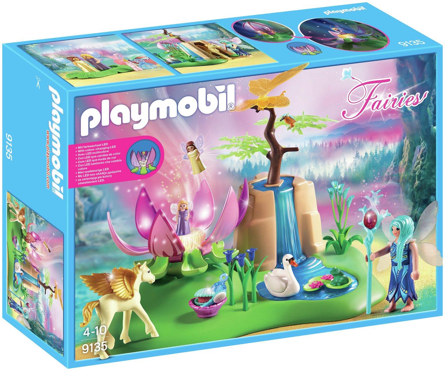 Playmobil 9135 Fairies Mystical Fairy Glen