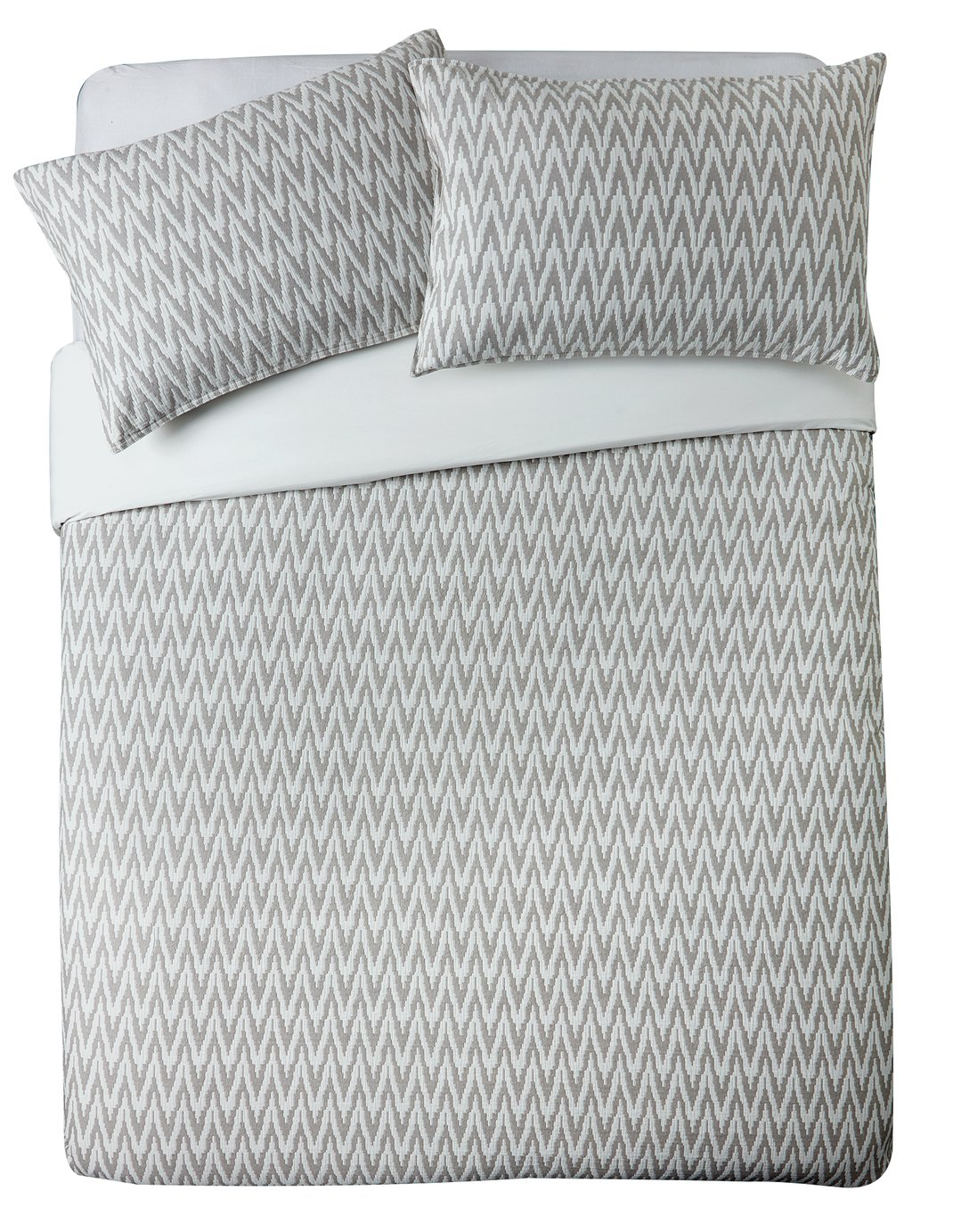Sainsbury's Home Matelasse Bedding Set - Superking