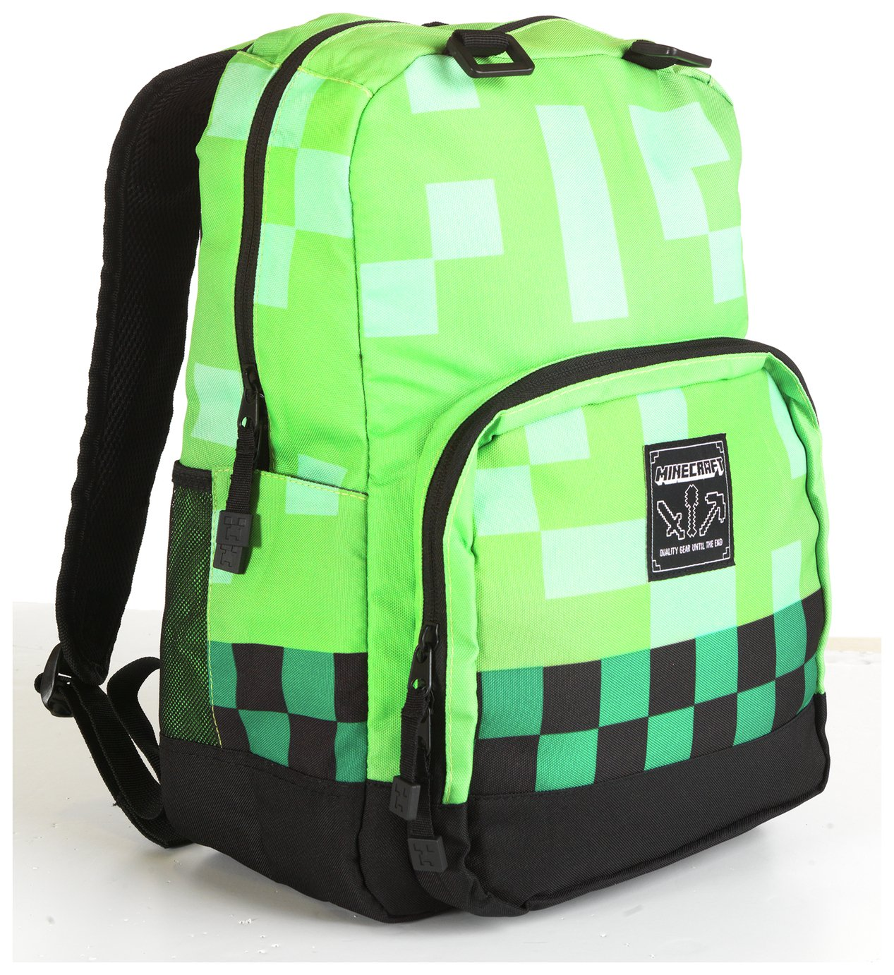 Minecraft 8L Backpack - Green