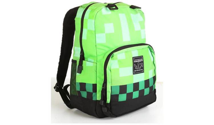6b4d93f28a Buy Minecraft Backpack - Green