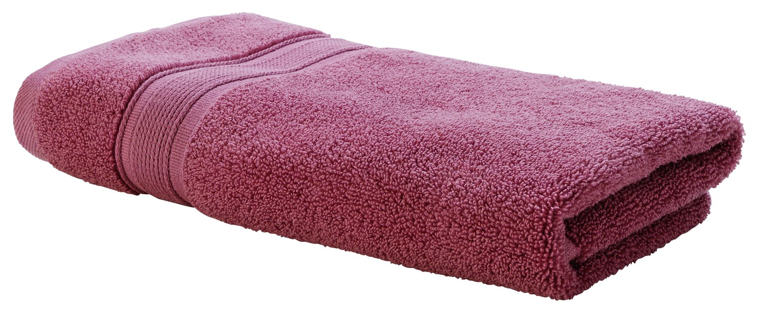 Argos Home Super Soft Hand Towel - Raspberry