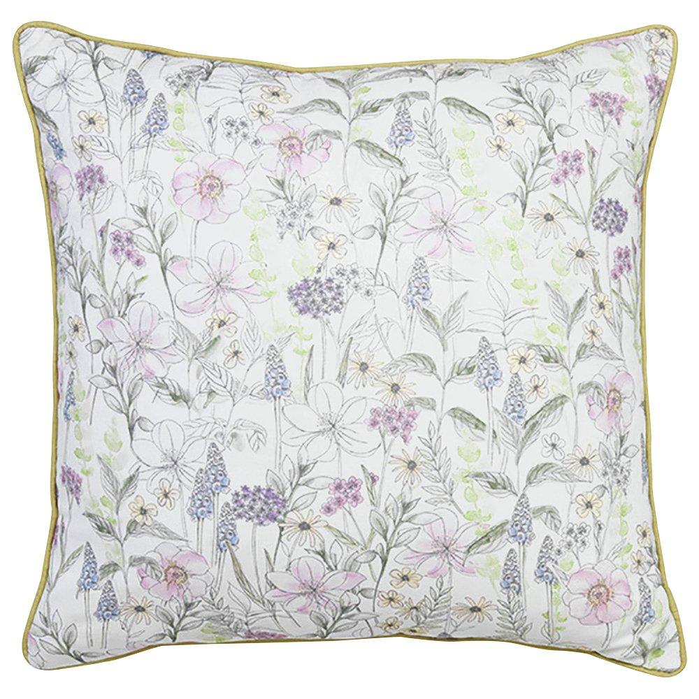 Sainsbury's Home Floral Printed Cushion