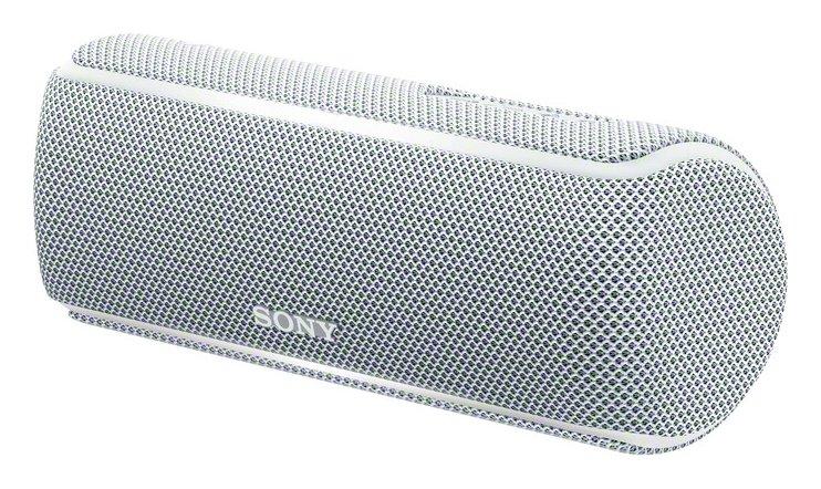 Sony SRS-XB21 Wireless Waterproof Speaker - White