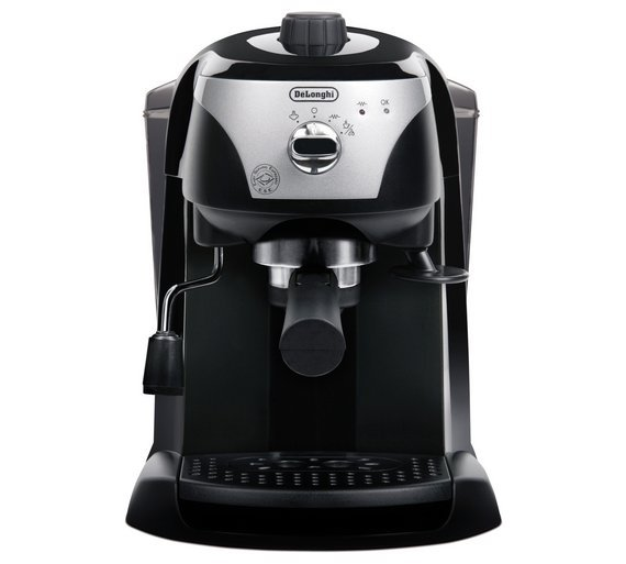 De'Longhi ECC221BLK Motivo Espresso Coffee Machine