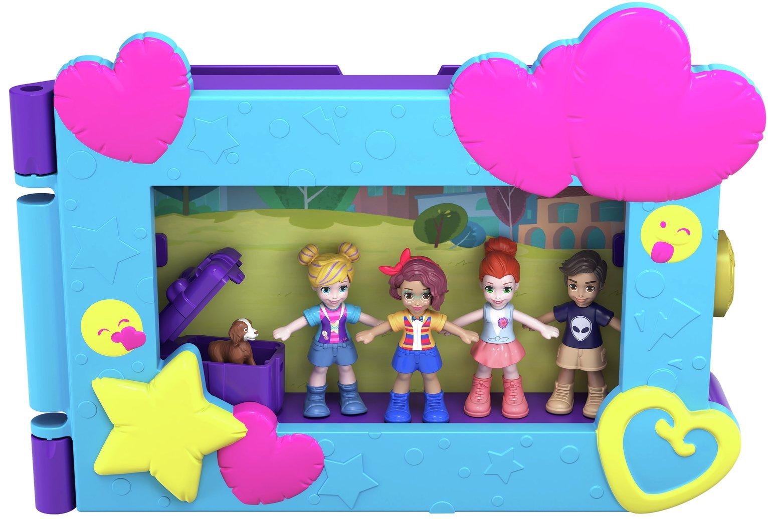 Polly Pocket Say Freeze! Pocket World