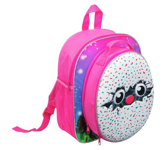 Buy Hatchimals Backpack with Detachable Lunch Bag   Kids luggage ... f4537d0479