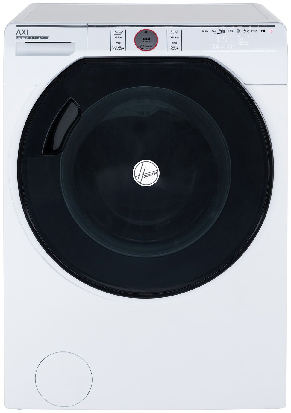 Hoover AXI AWMPD610LH8 10KG 1600 Spin Washing Machine -White